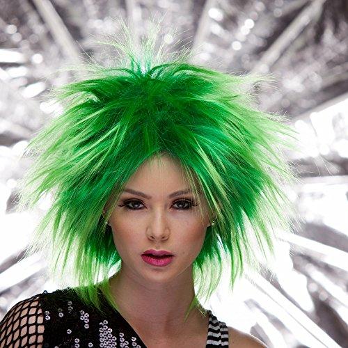 Haze Green - Punk Wig by Blush (Green Haze)