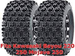 Specially manufactured for Grand National Cross Country (GNCC) racing, most others in the market are not! . Can also be used in any type of cross country terrain on a non-race basis. Dynamic tread pattern provides exceptional traction....