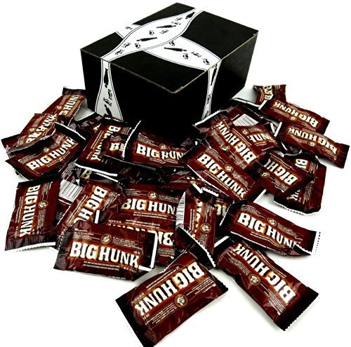 Annabelle's Big Hunk Minis, 0.425 oz Bars in Gift Box (Pack of 40)