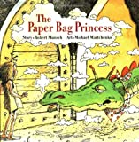 The Paper Bag Princess, Robert Munsch, 0920236820