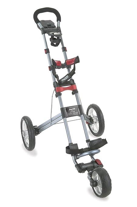 Amazon com : Bag Boy C-550 Compact Three Wheel Push Cart