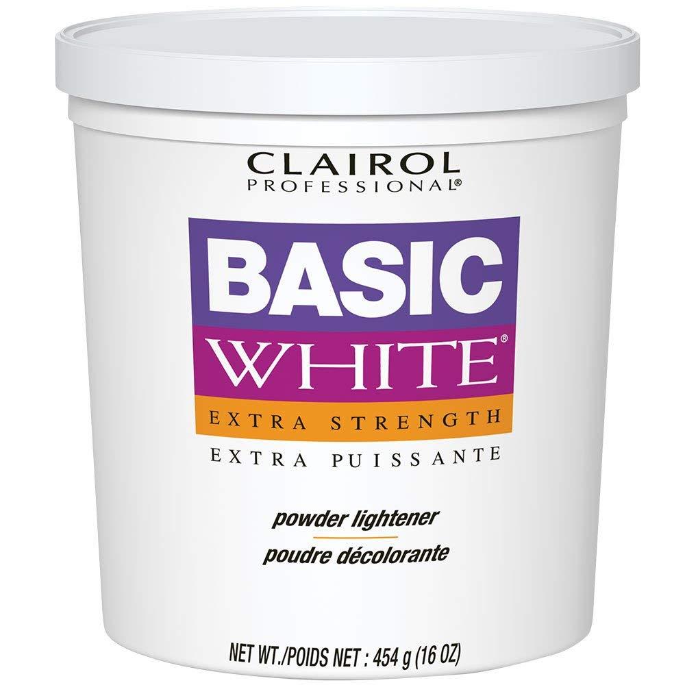 Clairol Basic White Extra Strength 16 Oz