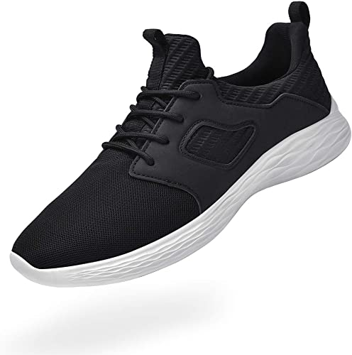 Men/'s Sneakers Breathable Gym Tennis Athletic Trail Runner Casual Shoes for Men