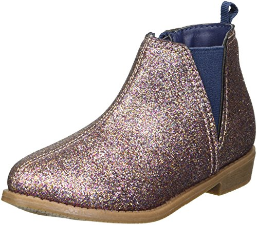carter's Girls' Carmina Western Boot, Multi, 8 M US Toddler -