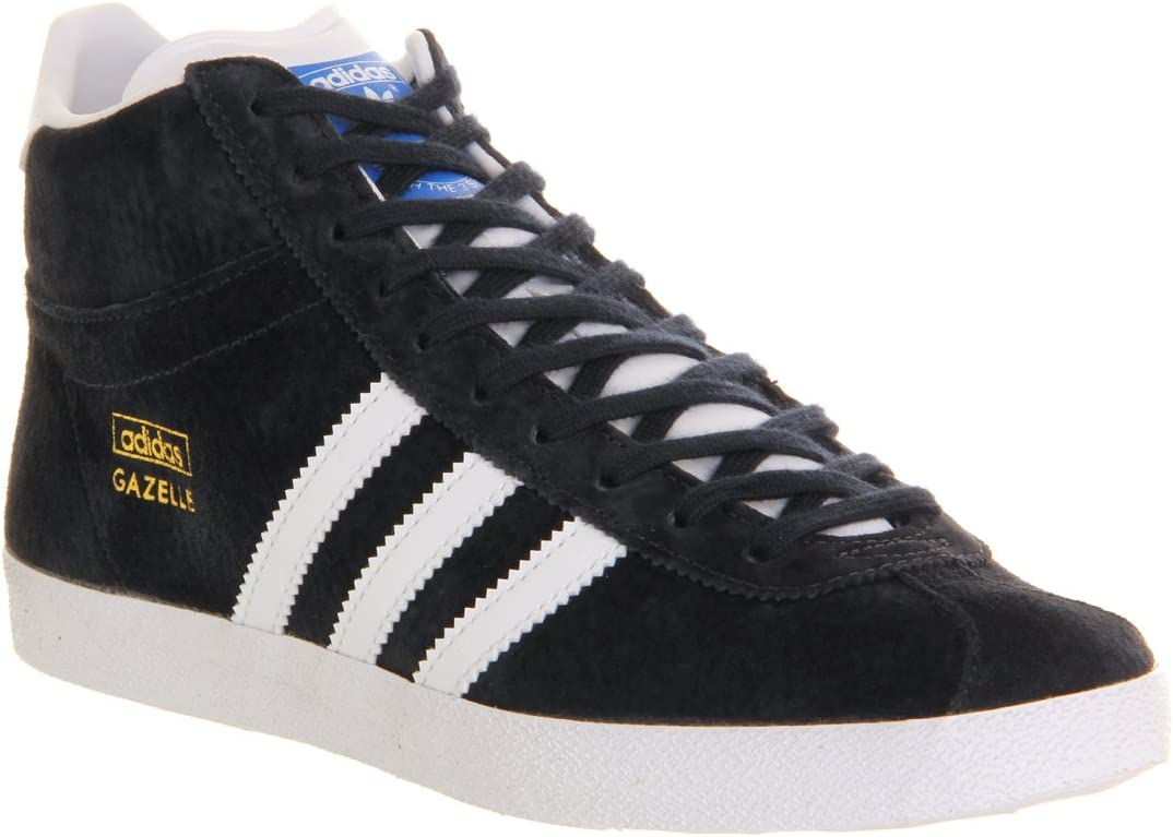Barry collar Dictar  adidas Gazelle Og Mid Trainers Shoes (US7/UK5.5): Amazon.co.uk: Sports &  Outdoors