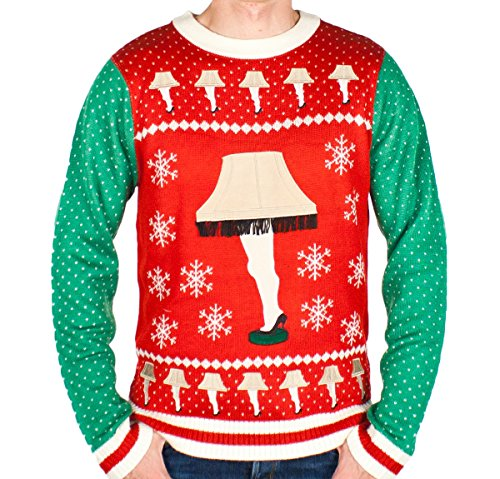 Men's Leg Lamp Major Award Sweater