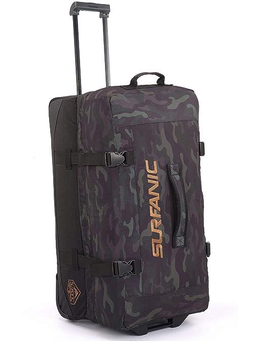 c7dd3cd48c19 Surfanic Luggage Maxim Roller Bag  Amazon.co.uk  Luggage