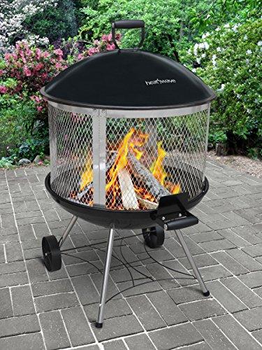 Fire Pits Landmann USA 28051 Heatwave Fire Pit firepits