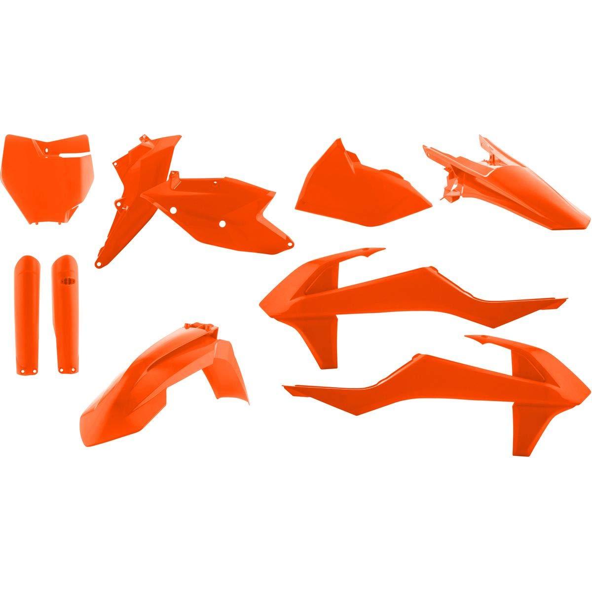 16+ Orange Acerbis 17-18 KTM 250SX Full Plastic Kit