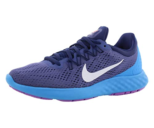 c6176758c45 Nike Womens Lunar Skyelux Running Shoe Dark Purple Dust White Loyal Blue  Size 8. 5 M US  Amazon.in  Shoes   Handbags