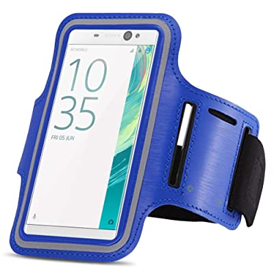 , Farben:Blau, Pull Tab Sony:Sony Xperia L1
