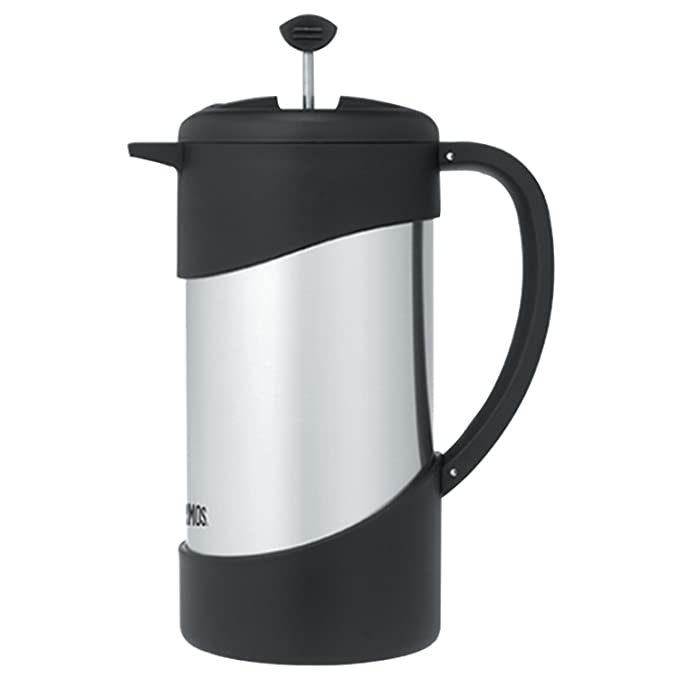 Amazon.com: Thermos prensa de café de acero inoxidable ...