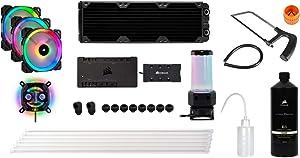 CORSAIR Hydro X Series, iCUE XH300i RGB, Custom Cooling Kit