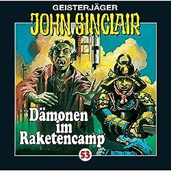 Dämonen im Raketencamp (John Sinclair 53)