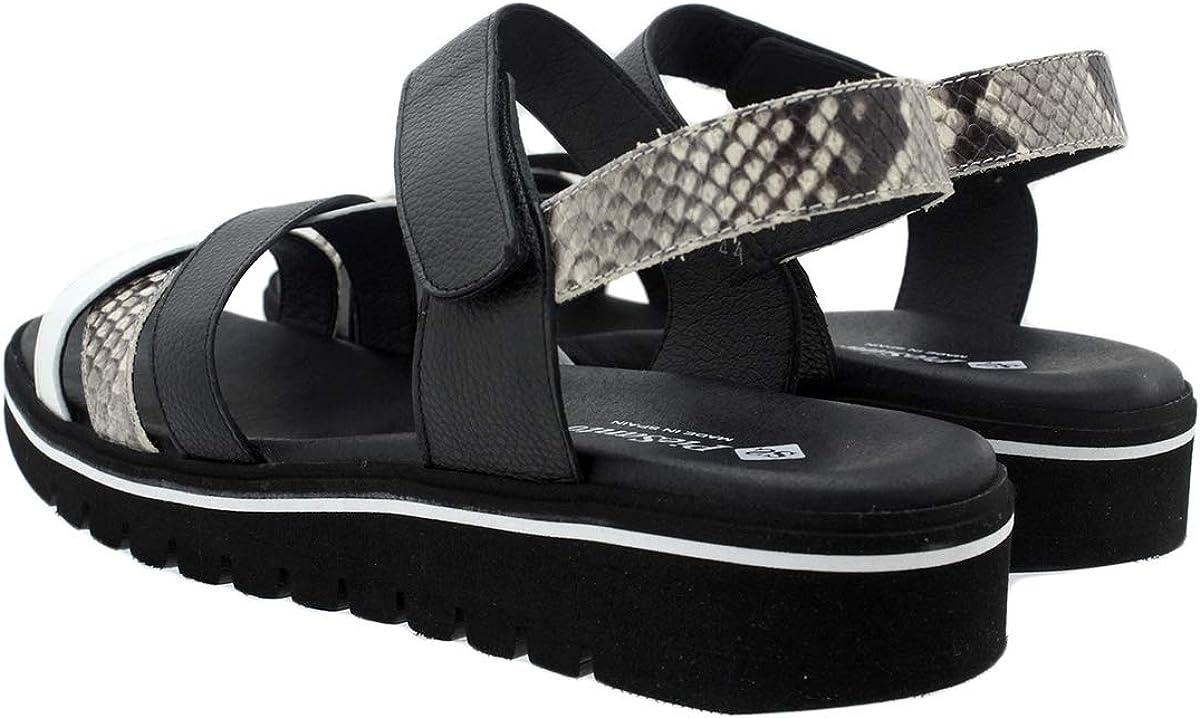 Zapato Cómodo Mujer 200784 PieSanto Bras V 20 Blanco 22329