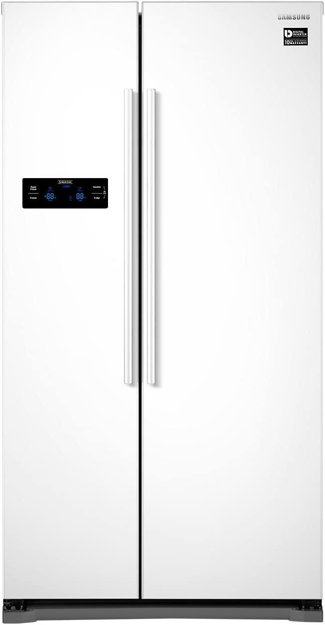 Samsung RS57K4000WW/EF Independiente 569L A+ Blanco nevera puerta ...