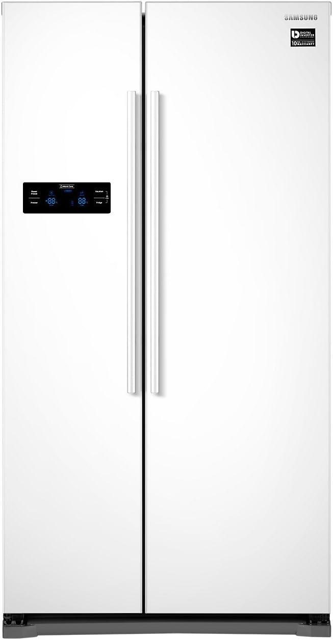 Samsung RS57K4000WW/EF Independiente 569L A+ Blanco nevera puerta ...