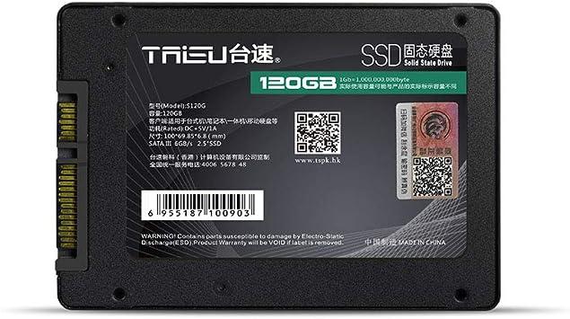 RONSHIN Unidad de Estado sólido SATA3 MLC SSD de 2,5 Pulgadas SSD ...
