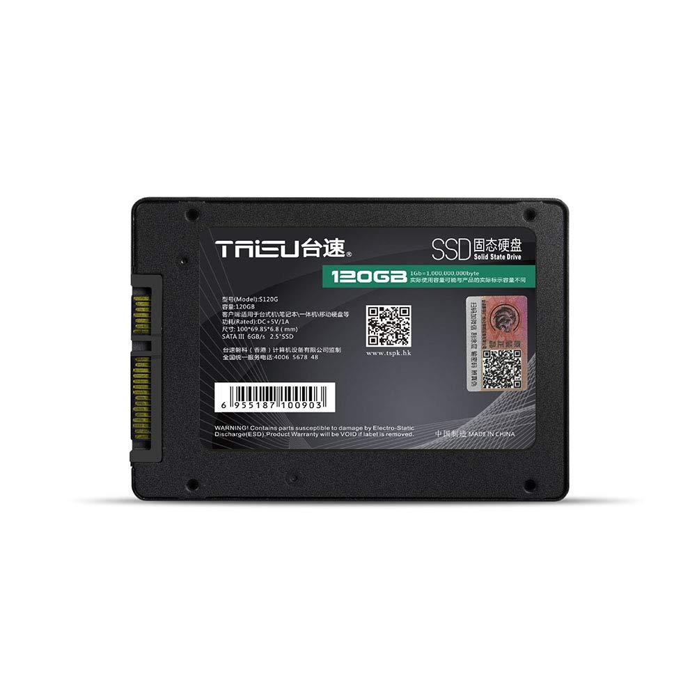 Unidad de Estado sólido SATA3 MLC SSD 2.5