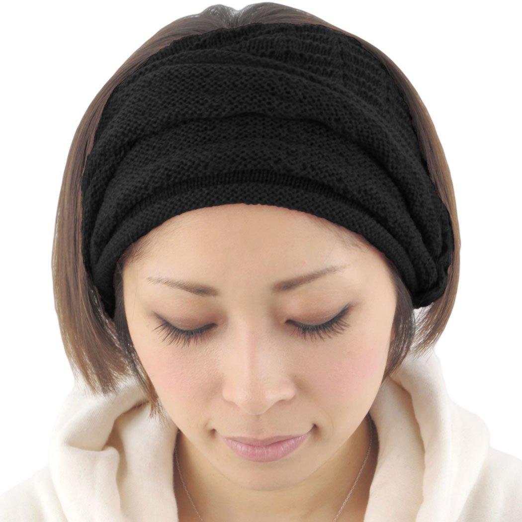 Casualbox Warm Winter Headband Head Wrap Light Mens Womens Unisex Turban