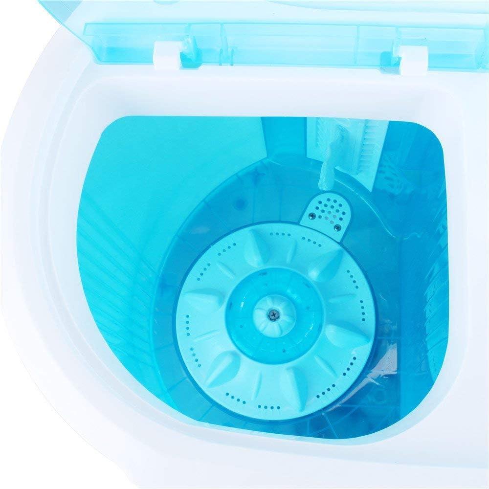 Display4top Portátil Carga superior 3.6kg - Lavadora - Enchufe ...