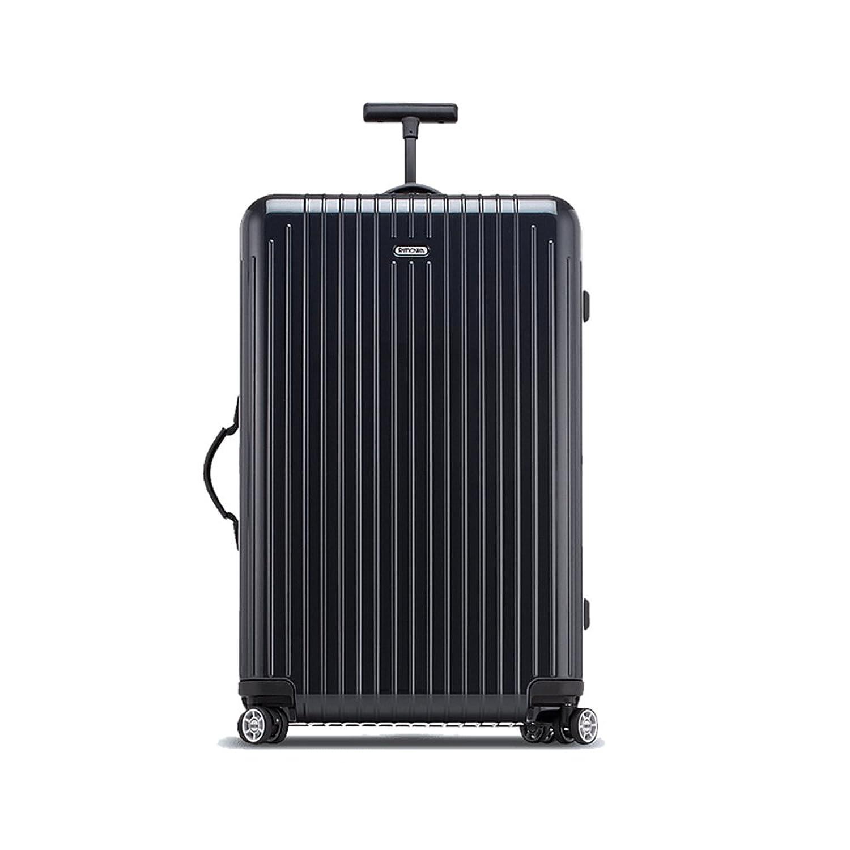 Rimowa Grande valise rigide 4 roues - 81cm Salsa Air Bleu marine OhfqSYU