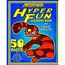 Chris Crazy House Hyper Fun Coloring Book