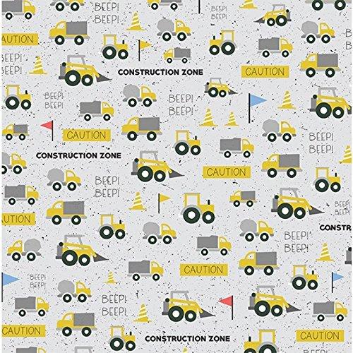 Layouts Foster Karen - Karen Foster Design 12 x 12-Inch Scrapbooking Paper, 25 Sheets, Big Trucks