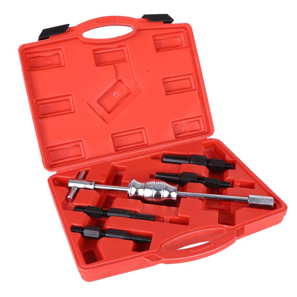 GOTOTOP Kit 5pcs Extracteur de Roulement Interieur à Inertie Outil Reparation Voiture