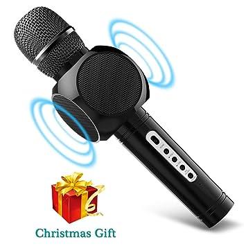 Musik & Instrumente Mikrofon lustig Singen Spielzeug Geschenk Kinder Party Creative Voice Changer