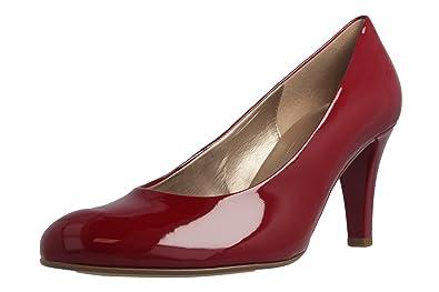 Gabor 75-210-75 escarpins femme, schuhgröße_1:38.5 EU;Farbe:rouge