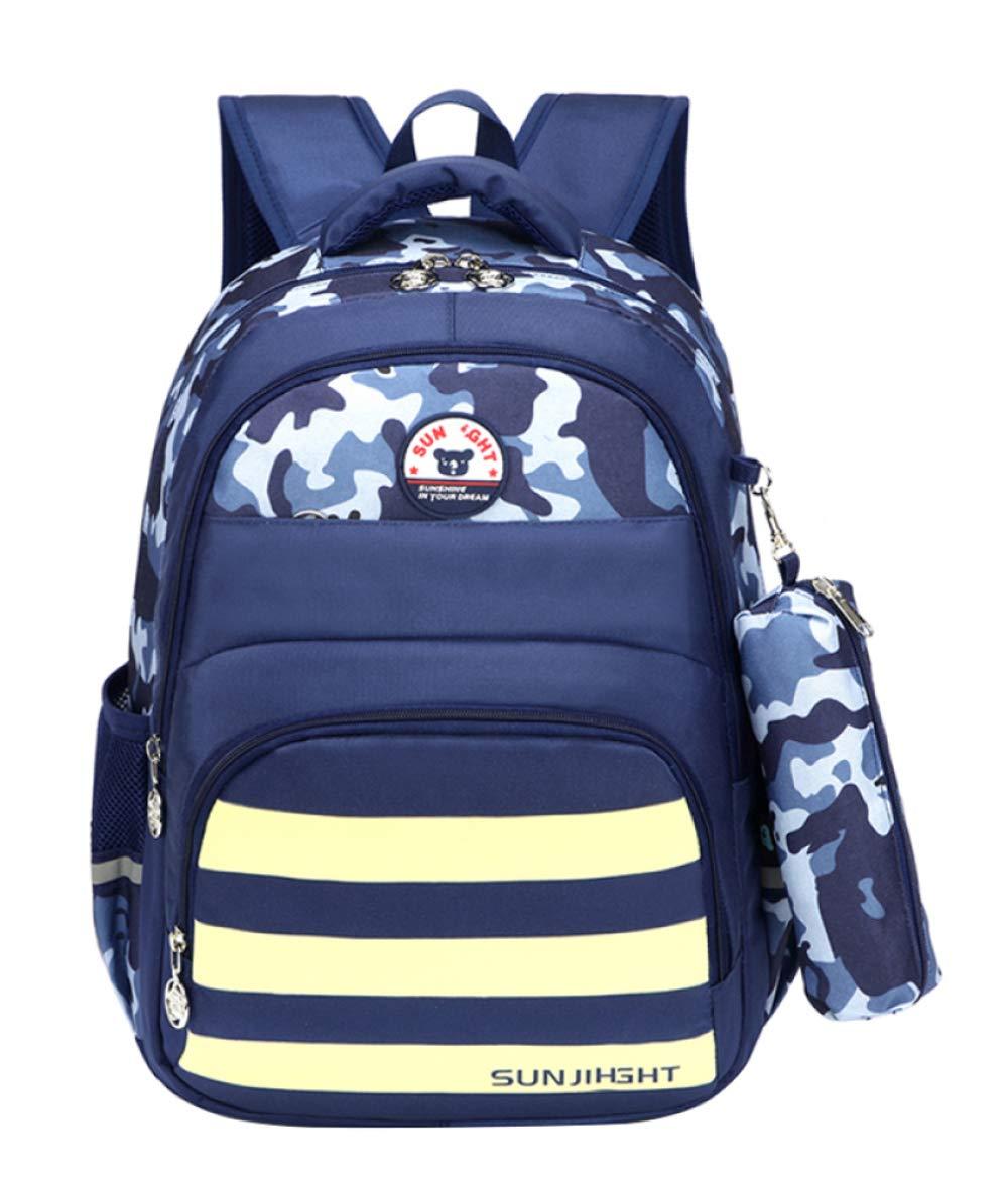 LAIDAYE Qualität Junge Tasche Rucksack Grundschule Wasserdicht Leichte Große Kapazität 1-6 Klasse 6-8-9-12 Jahre Alte Schulkinder Rucksack Upgrade