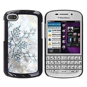 - Snowflake Silver Glitter Winter Stars Sparkle - - Monedero pared Design Premium cuero del tir???¡¯???€????€?????????&Atild
