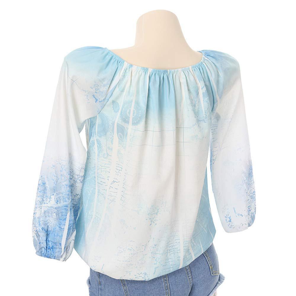 a2fd948b1899 Innerternet Damen Langarmshirt Damen Sexy Oberteile Schulterfrei Shirt  Casual Oversized Tops Langarm Pullover Blouse Tuniken Hemden Sweatshirt   Amazon.de  ...