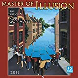 Master of Illusion Wall Calendar by Sellers Publishing Inc 2016