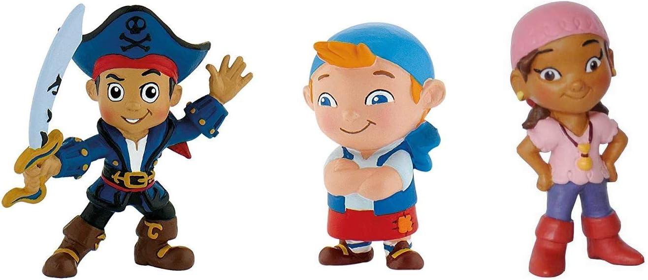 Superb Amazon Com Disney Jake Izzy And Cubby Neverland Pirates Set Birthday Cards Printable Trancafe Filternl