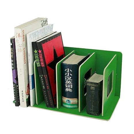 Amazon.com: Organizador de archivos de escritorio de madera ...