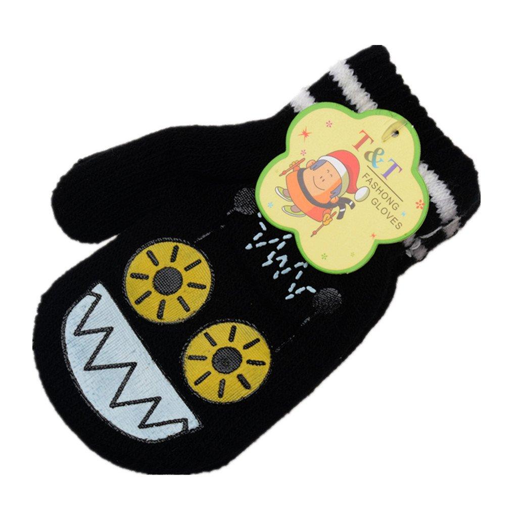 Superxing® Herbst und Winter Baby Strick handschuhe Kind Gestrickte ...
