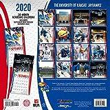 The University of Kansas Jayhawks 2020 Calendar