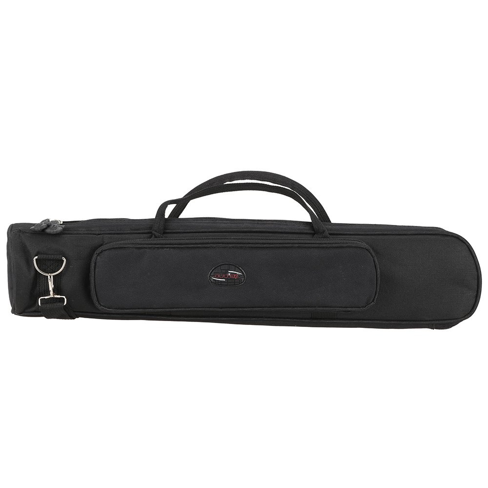 Andoer Soprano Saxophone Sax Bag Case Straight Type Thicken Padded Foam Non-woven Inner Cloth with Adjustable Shoulder Strap Sax Case