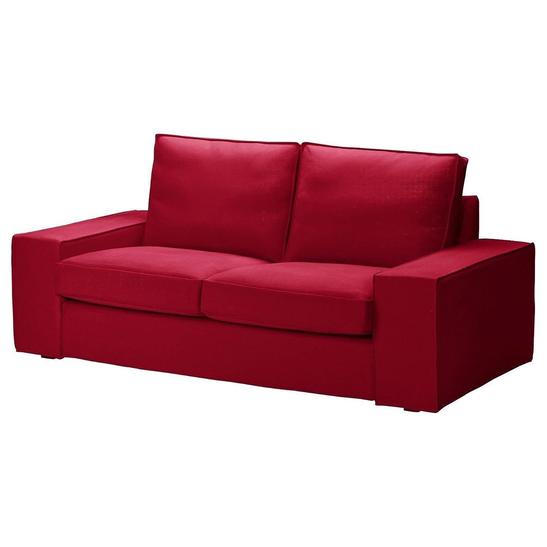 Amazon Ikea Kivik Loveseat Slipcover 2 Seat Sofa Cover Dansbo