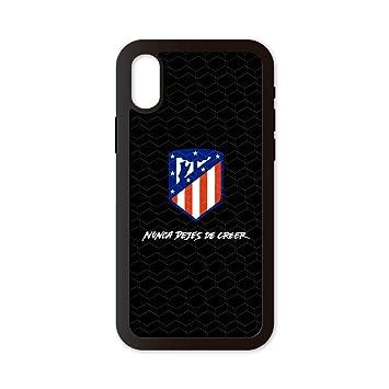 ff8d37df4b3 PHONECASES3D Funda móvil iPhone XR Atlético de Madrid Nunca Dejes De Creer  3D: Amazon.es: Electrónica