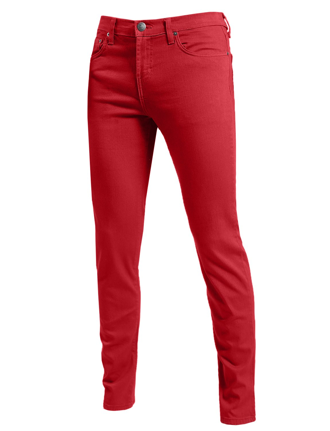 NE PEOPLE Mens Basic 30 Color Fashion Skinny Fit Stretch Jeans by NE PEOPLE