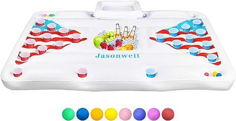 Amazon.com: Jasonwell – Flotador flotante de cerveza ...