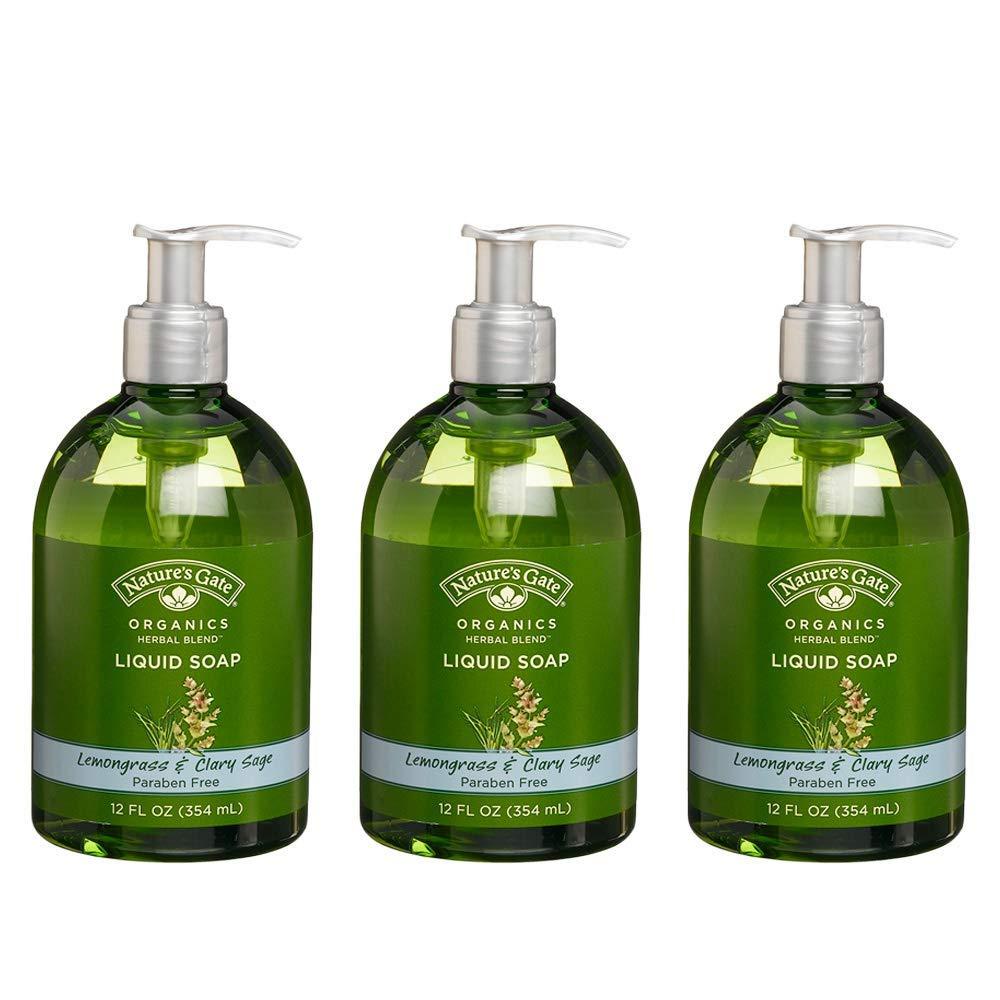 Amazon Com Nature S Gate Natural Organic Lemongrass And