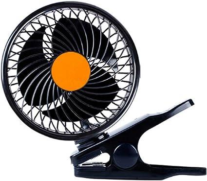 Ventilador Coche 12V 4W Mini ventilador de auto de verano 24V 6.5W ...