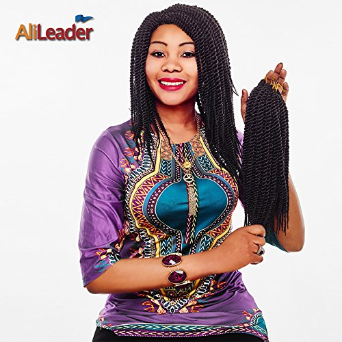 Crochet Kanekalon Synthetic Extensions AliLeader product image