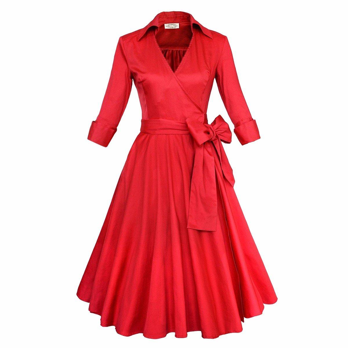 fba78df34c4a Top 10 wholesale Vintage 50s Polka Dot Dress - Chinabrands.com