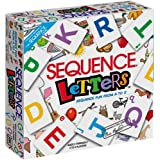 Tickles Sequence Letter Game - Sequence game from A-Z