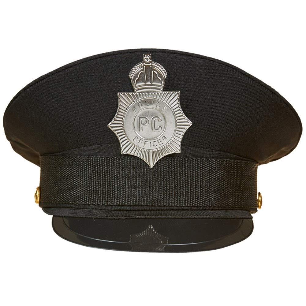 Madong - Gorro de policía para cosplay talla única: Amazon.es ...